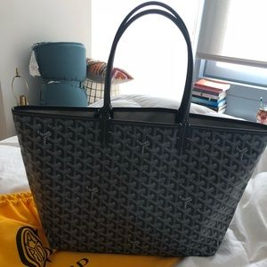 St. Louis PM tote in Grey
